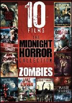 10-Film Midnight Horror Collection: Zombies (DVD)
