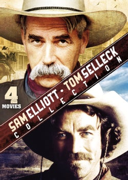 4-Film Western: Sam Elliott & Tom Selleck