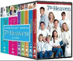 7th Heaven - Seasons 1-7 (DVD)