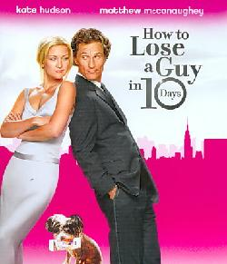 How To Lose A Guy In 10 Days (Deluxe Edition) (Blu-ray Disc)