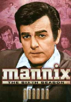 Mannix: The Sixth Season (DVD)