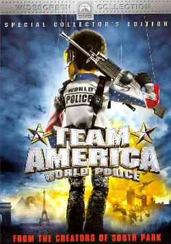 Team America: World Police (DVD)