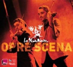 Les Yeux Noirs - Opre Scena / Best Oyf