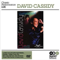 David Cassidy - Live In Concert-Sight & Sound