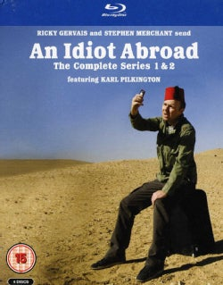 An Idiot Abroad: The Complete Series 1 & 2 (Blu-ray Disc)