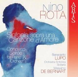 Orchestra Sinfonica Siciliana - Rota: Concerto-Soiree for Piano & Orchestra