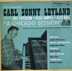 LEYLAND/PATERSON - CHICAGO SESSION