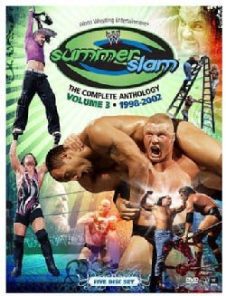 WWE SummerSlam: The Complete Anthology Volume 3 (DVD)
