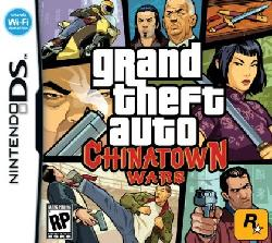 NinDS - Grand Theft Auto: Chinatown Wars
