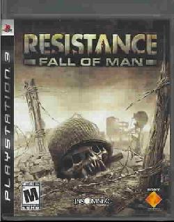 PS3 - Resistance: Fall of Man
