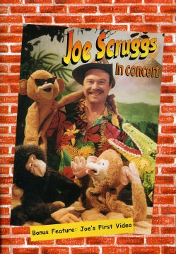 Joe Scruggs in Concert (DVD)