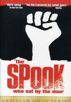 Spook Who Sat By The Door (DVD)