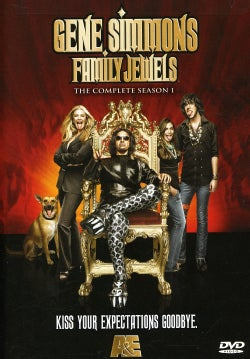 Gene Simmons Family Jewels: The Complete Season 1 (DVD)
