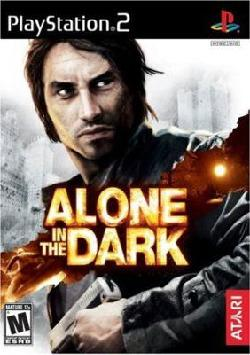 PS2 - Alone in the Dark
