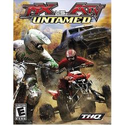 PS2 - Mx vs. ATV Untamed