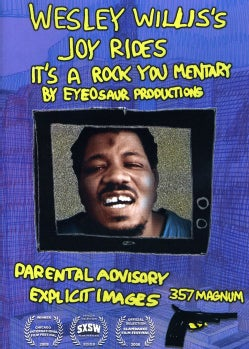 Wesley Willis's Joy Rides (DVD)