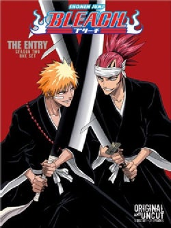 Bleach - Box Set 2: The Entry Limited Edition Figurine (DVD)