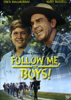 Follow Me, Boys! (DVD)