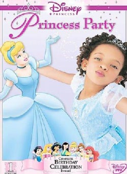 Disney Princess Party: Birthday Celebration (DVD)
