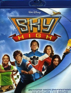 Sky High (Blu-ray Disc)