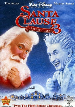 The Santa Clause 3: The Escape Clause (DVD)