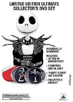 ... Nightmare Before Christmas 2-Disc Ultimate Collector's Edition (SE/DVD