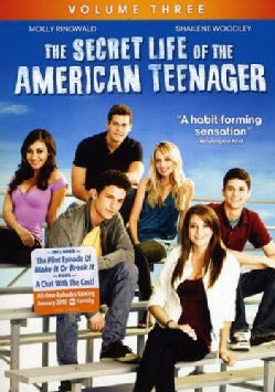The Secret Life Of The American Teenager Vol. 3 (DVD)
