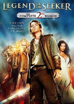 Legend Of The Seeker: The Complete Second Season (DVD)