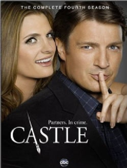 Castle: The Complete Fourth Season (DVD)