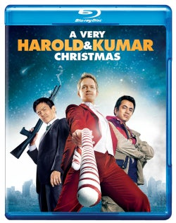 A Very Harold & Kumar Christmas (Blu-ray Disc)