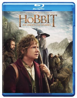 The Hobbit: An Unexpected Journey (Blu-ray/DVD)