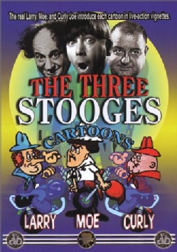 Three Stooges Cartoons (DVD)