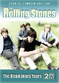 The Rolling Stones: The Brian Jones Years - 2-Disc Set (DVD)