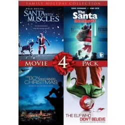 Family Holiday Collection Movie 4 Pack (DVD)