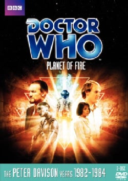 Doctor Who: Ep.135- Planet Of Fire (DVD)