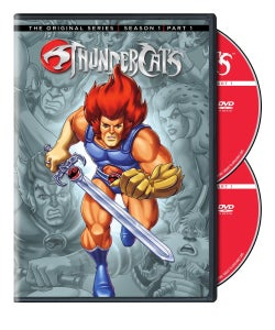 Thundercats Season  on Thundercats  Season 1  Part 1  Dvd    Overstock Com