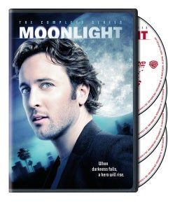 Moonlight: The Complete Series (DVD)