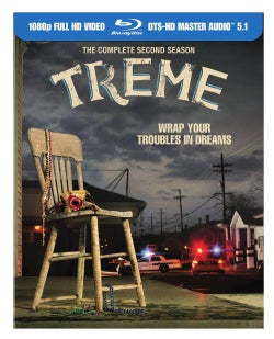 Treme: The Complete Second Season (Blu-ray Disc)
