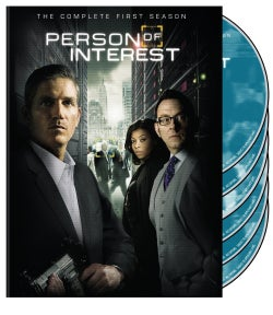 Person Of Interest: The Complete First Season (DVD)