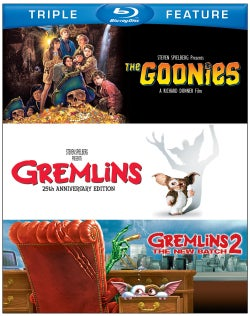 The Goonies/Gremlins/Gremlins 2: The New Batch (Blu-ray Disc)