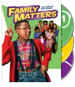 Family Matters: The Complete Third Season (DVD)