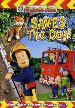 Fireman Sam Saves The Day (DVD)