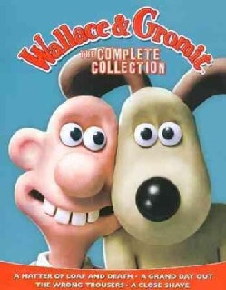 Wallace & Gromit: Complete Collection (Blu-ray Disc)