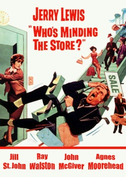Who's Minding the Store? (DVD)