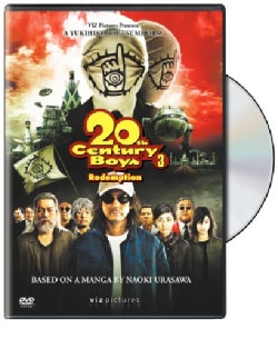 20th Century Boys 3: Redemption (DVD)