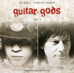Steve Ray Vaughan - Guitar Gods: Vol. 3: Jeff Beck/Steve Ray Vaughan