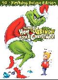 Dr. Seuss' How the Grinch Stole Christmas: 50th Birthday Deluxe Edition (DVD)