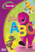 Barney: Now I Know ABC's (DVD)