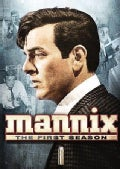 Mannix: The First Season (DVD)