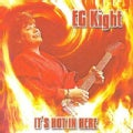 E.G. Kight - It's Hot in Here